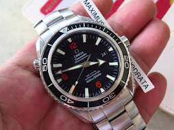 OMEGA SEAMASTER PROFESSIONAL 45,5mm BLACK BEZEL aka OMEGA PLANET OCEAN-AUTOMATIC CO AXIAL CAL 2500