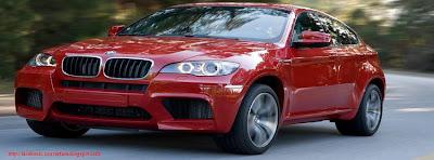 Couverture facebook Voiture-BMW-X6-M3
