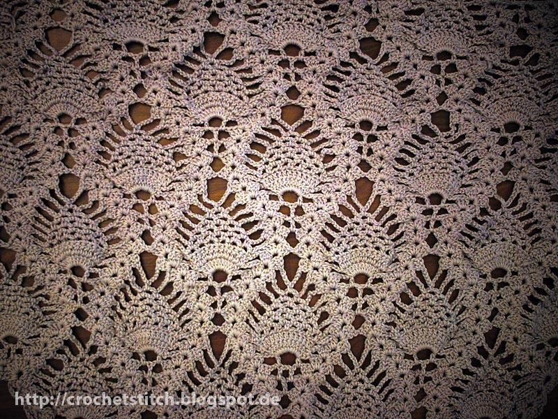 Crochet & Knitting Stitch: Dreieckstuch Ultra Pima Alpine Shawl