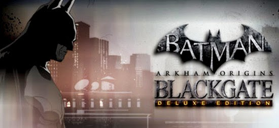 Batman Arkham Origins Blackgate Deluxe Edition - Reloaded 2.09GB