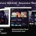Glamour Nightclub - WordPress Theme