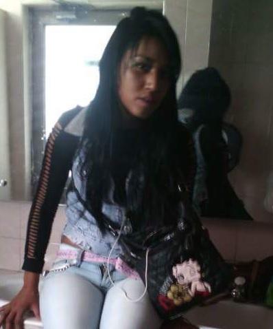 Chica jovenes