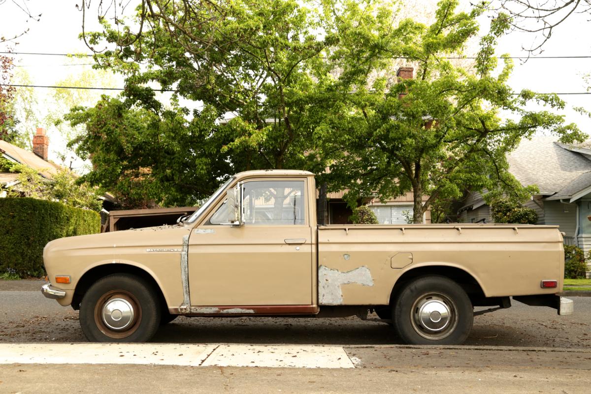 1972 Datsun 1600 Pickup.