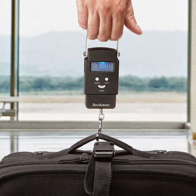 Cool and Useful Luggage Scales (15) 6