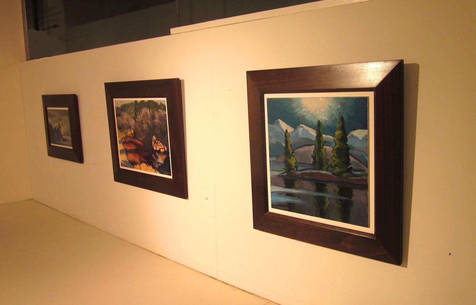 Billis Gallery Show Tour Part III
