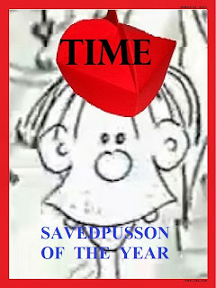 Saved pusson