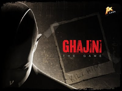 Ghajini - The Game