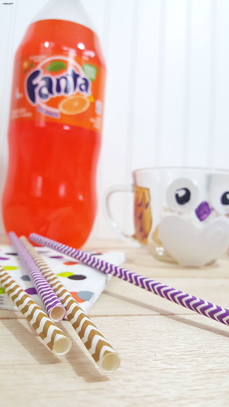 You can craft a set of customized owl cups quickly and have a hoot of a time making them!