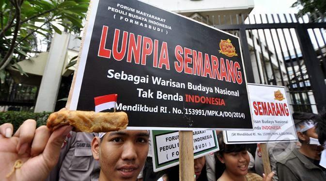 lumpia popia indonesia malaysia