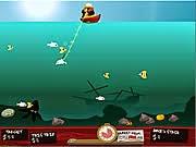 Game phóng lao bắt cá, chơi game câu cá online