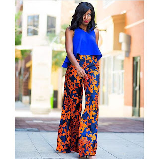 Style Your Ankara - Style Up With KIm