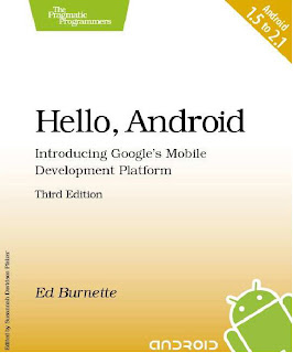 Hello Android Book Cover
