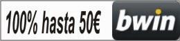 Bwin - hasta 50€ gratis