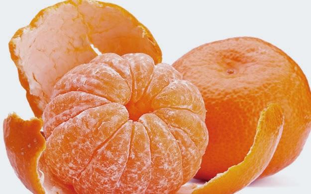 Mandarina reduce el riesgo al Cancer hepático