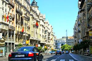 Обзорно-пешеходная экскурсия в Мадриде