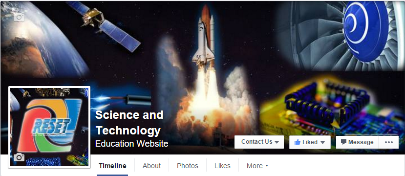 Please like our Facebook page to follow