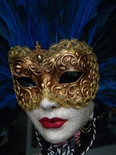 Mascaras de Carnaval, Diversion y Jolgorio