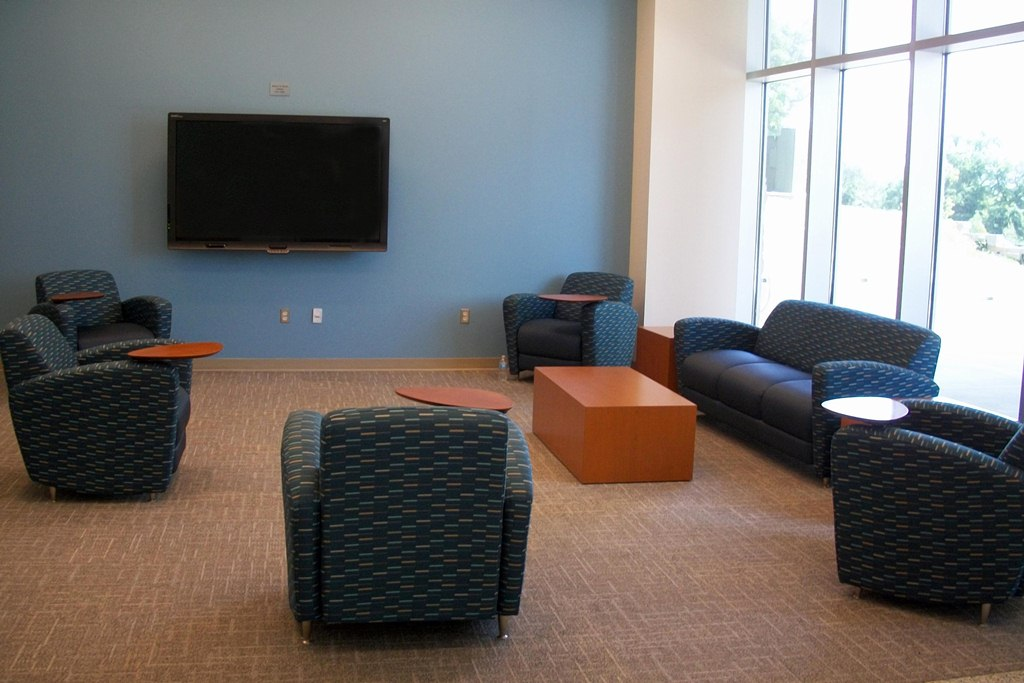 University Of West Florida New College Business Building For All Degrees In Pensacola