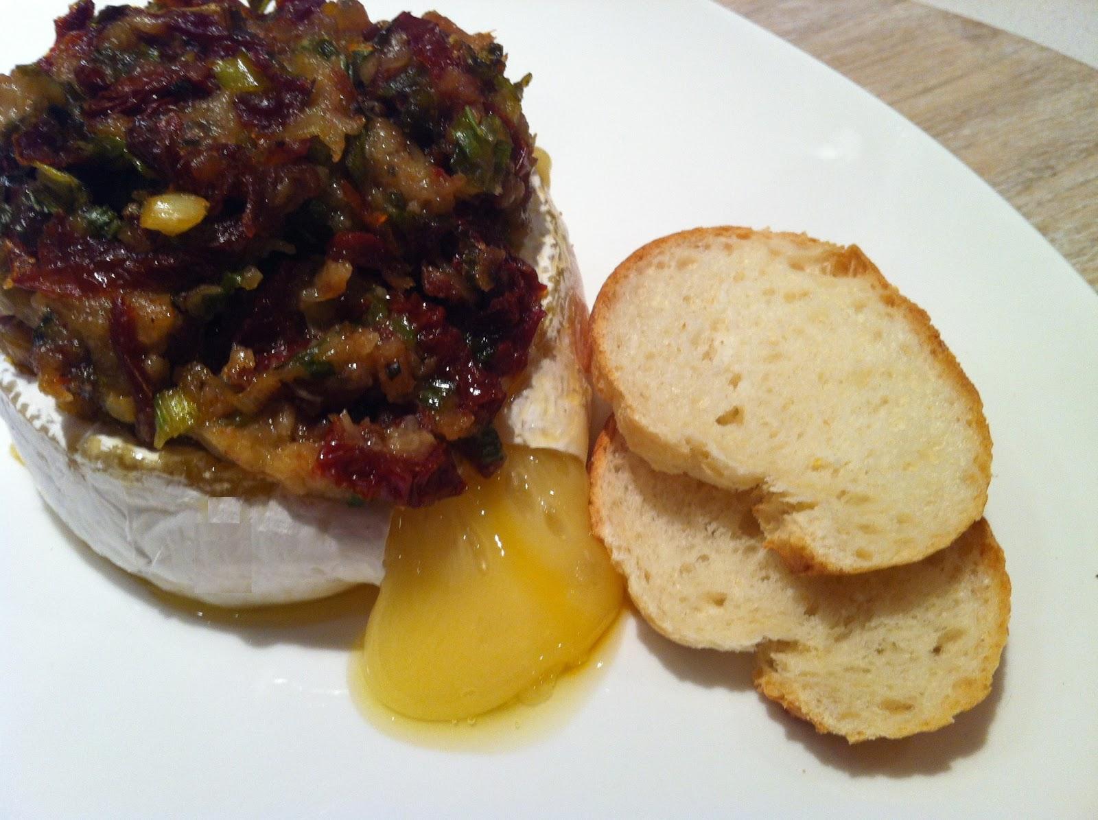 Caramel-Coated Brie Recipes — Dishmaps