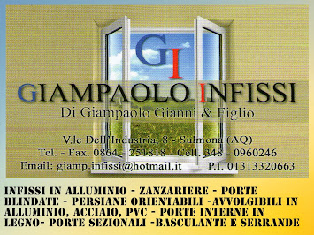 GIAMPAOLO INFISSI - SULMONA