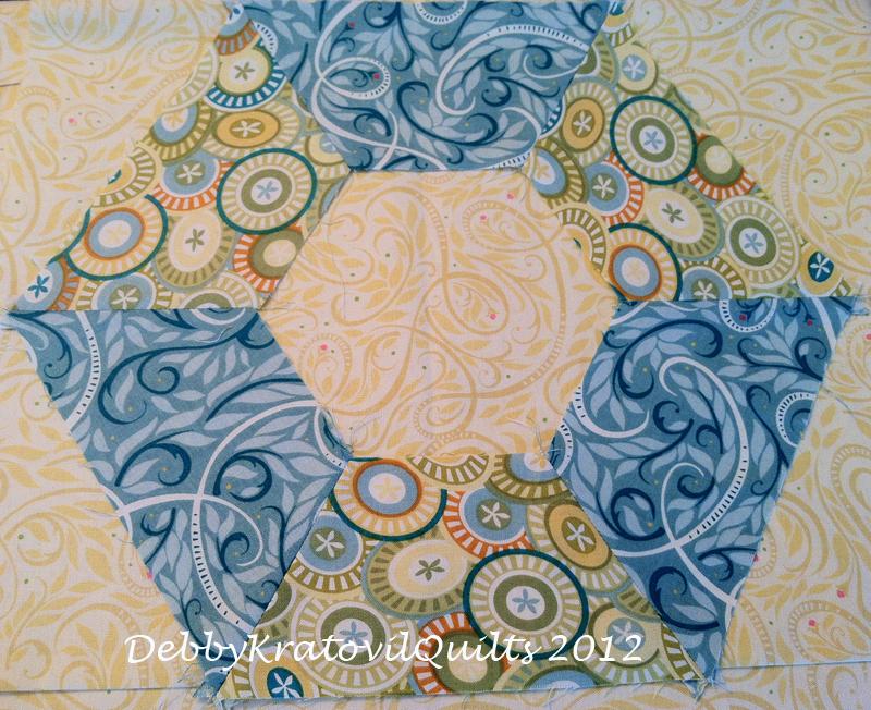 Debby Kratovil Quilts November 2012