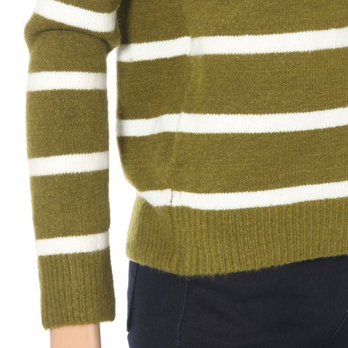 Striped Pullover Half-Emitters