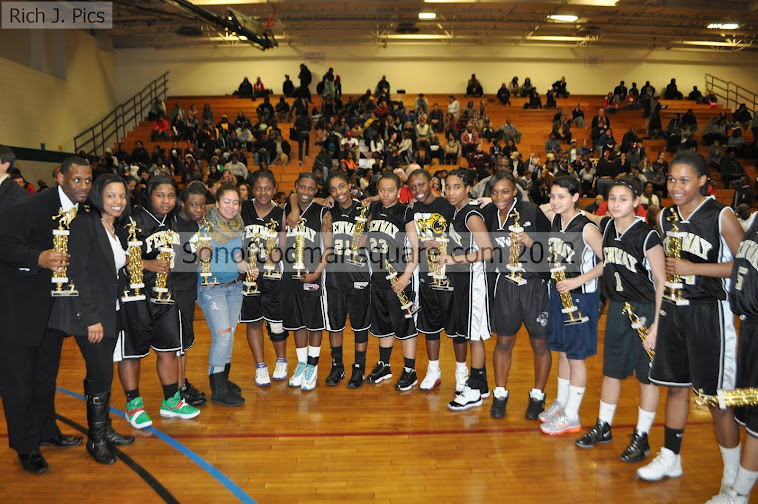 2011-12 Fenway High Lady Panthers