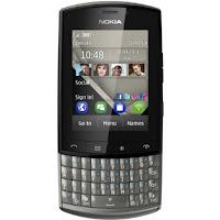 Nokia Asha 303 front