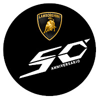 Lamborghini Announces 50th Anniversary Plans in Monterey