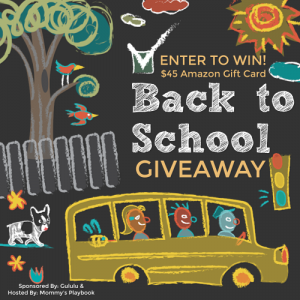 Back 2 School Amazon GC Giveaway