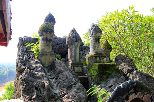 That Phu Si - Luang Prabang