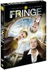 """FRINGE"" Segunda temporada, 2009, Warner Bros.)"