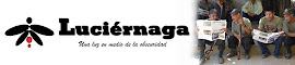 Luciérnaga: Una luz en medio de la obscuridad