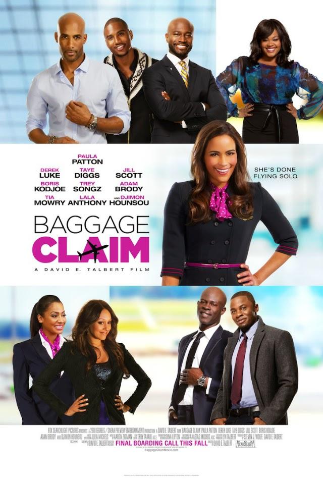 La película Baggage Claim