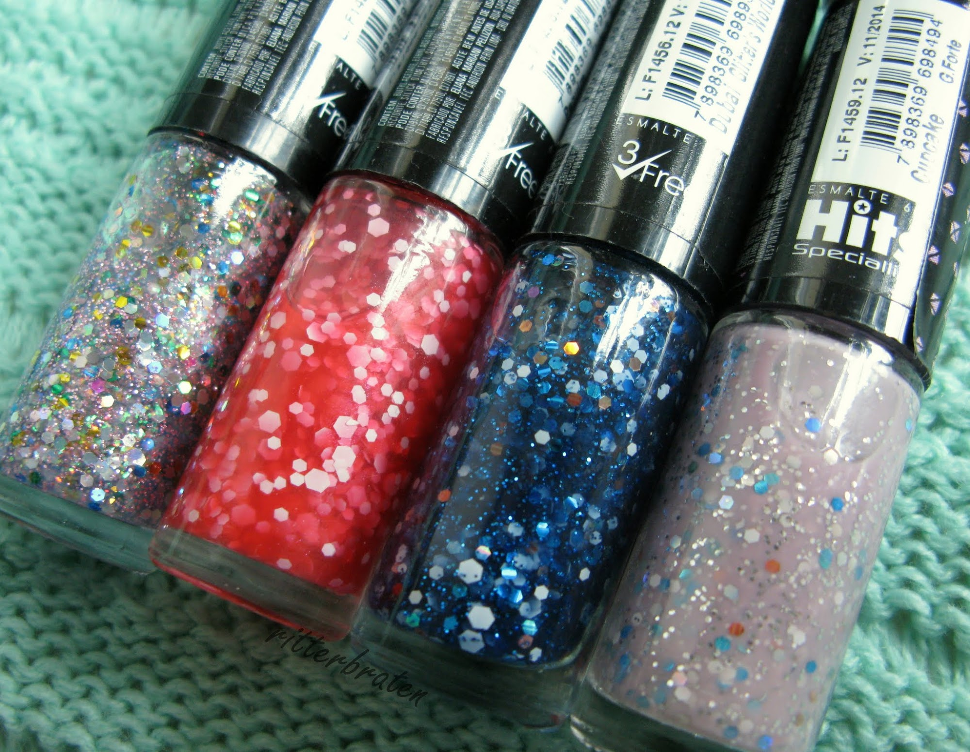 Hits Speciallità nail polish