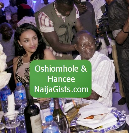 governor oshiomhole wedding