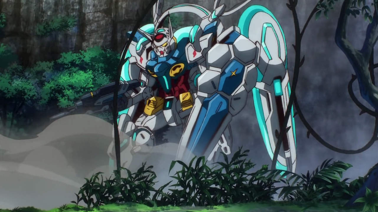 Resoconto Gundam Reconguista in G ep 26