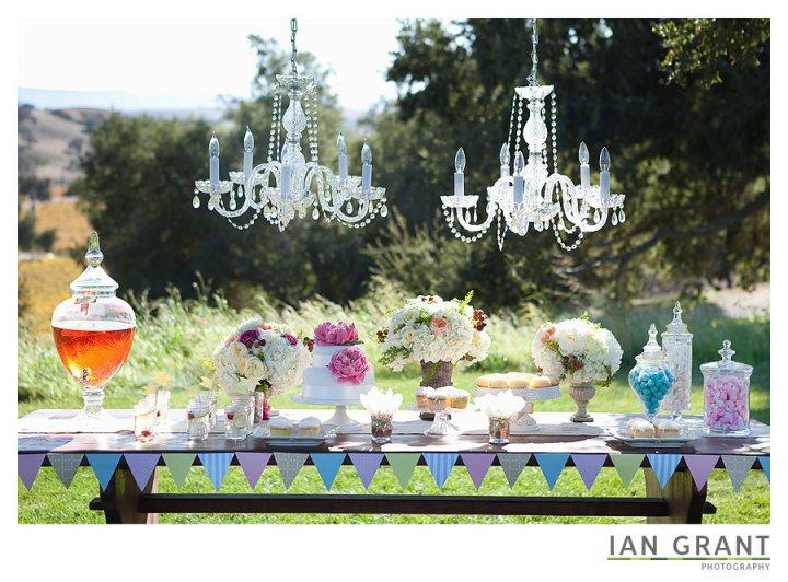 Ch no jardim casamentos e inspira es lustres no jardim - Decoration jardin mariage ...