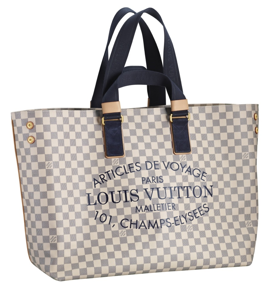 7ed6e69c956 Louis Vuitton Plein Soleil Summer 2012 Totes In LVoe with Louis ...