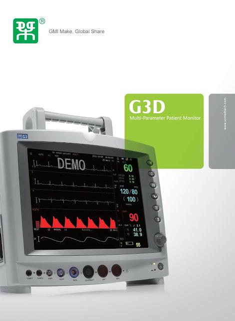 PASIEN MONITOR G3D
