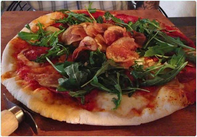 Artisan, Manchester - Pizza