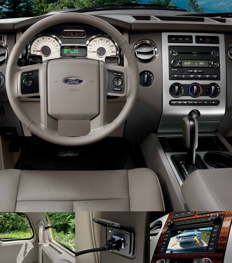 Ford Expedition Interior Parts Image