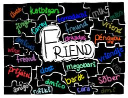 how to say friend in other languages