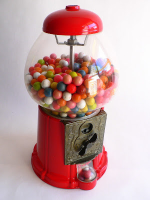 HOUSTON'S-GUMBALL-MACHINE