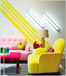 Spruce up Your Interiors with Bold Neon Colored Furniture