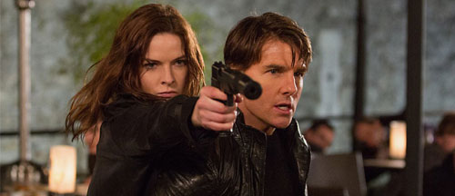 Mission Impossible Rogue Nation Payoff Trailer, TV spots and IMAX Poster