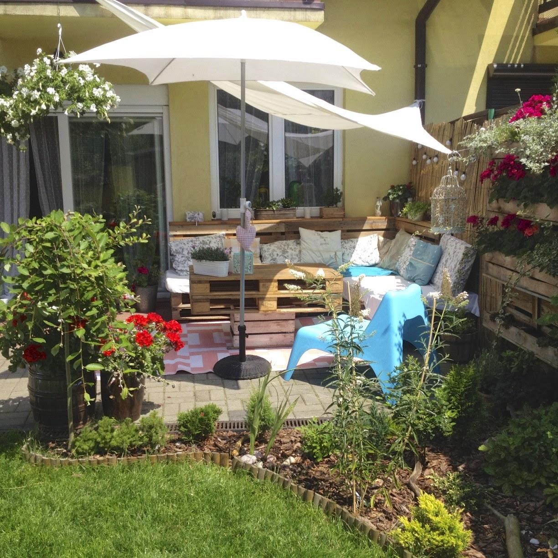 Meble Ogrodowe Z Palet Inspiracje : Meble ogrodowe z palet czyli  mój przytulny kącik  madziafashion