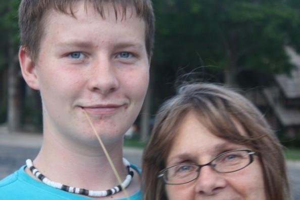 Help Raise Money For David Farland's Injured Son, Ben Wolverton, On Wed April 10