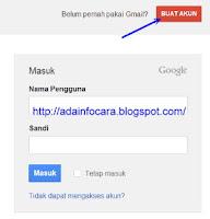 google daftar mail gmail