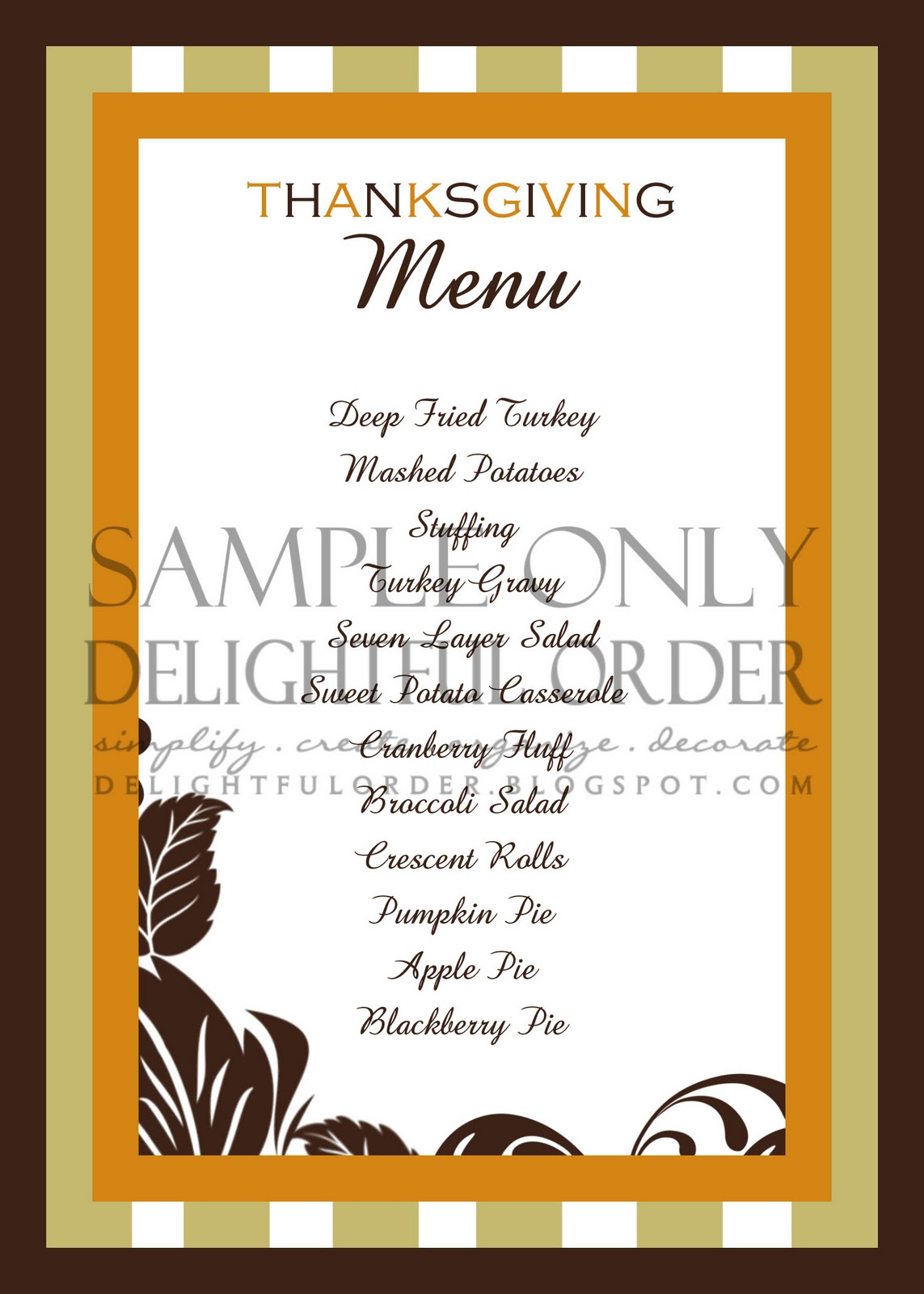 dinner menu card template oyle kalakaari co